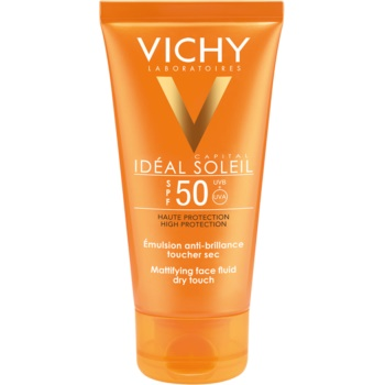 Vichy Capital Soleil fluid protector mat pentru fata SPF 50+