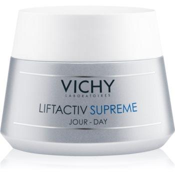 Vichy Liftactiv Supreme crema de zi cu efect lifting uscata si foarte uscata