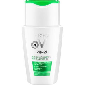 Vichy Dercos Anti-Dandruff šampon proti lupům pro suché vlasy 100 ml