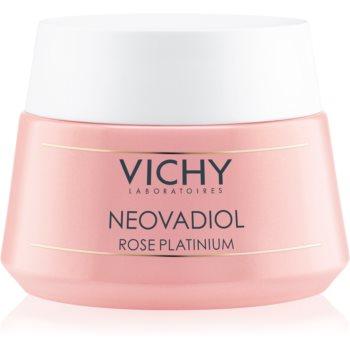 Vichy Neovadiol Rose Platinium rozjasňující a posilující denní krém pro zralou pleť 50 ml