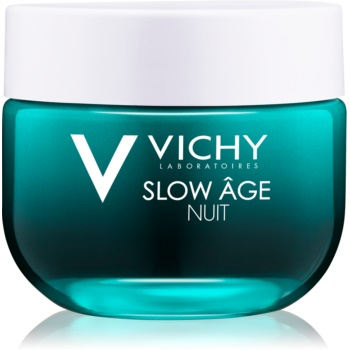 Vichy Slow Âge tratament de noapte cu efect de restaurare și de oxigenare  50 ml