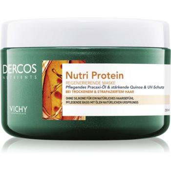 Vichy Dercos Nutri Protein mască nutritivă pentru păr foarte uscat poza noua