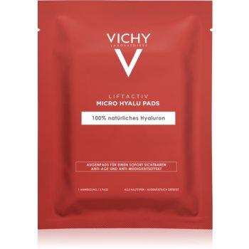 Vichy Liftactiv Collagen Specialist mască pentru ochi, cu efect de netezire cu acid hialuronic