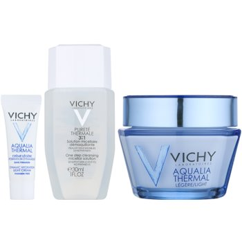 Vichy Aqualia Thermal Light set cosmetice I. 1
