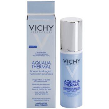 Vichy Aqualia Thermal balsam hidratant pentru ochi impotriva cearcanelor si ochilor umflati 2