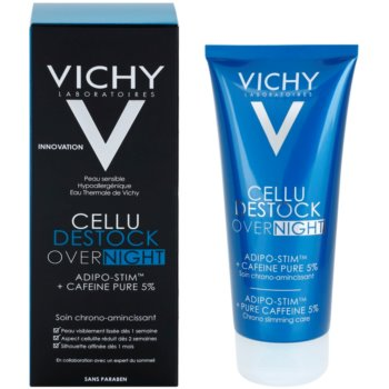 Vichy Cellu Destock Overnight leite corporal de emagrecimento anticelulite 1