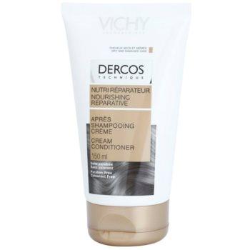 Vichy Dercos Nutri Reparateur подхранващ балсам за суха и увредена коса 1