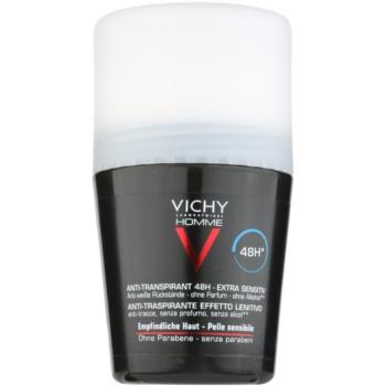 Vichy Homme Déodorant dezodorant w kulce nieperfumowane