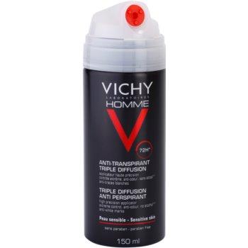 Vichy Homme Déodorant spray anti-perspirant 72 ore 1