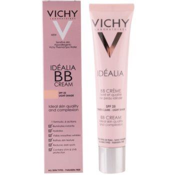 Vichy Idéalia Crema BB ce ofera aspect perfect pielii SPF 25 1