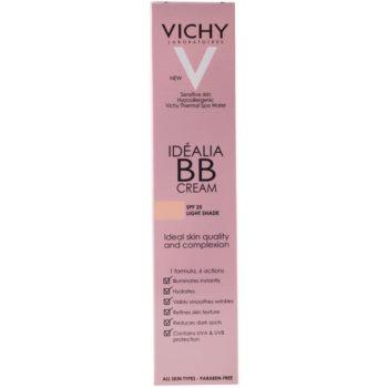 Vichy Idéalia Crema BB ce ofera aspect perfect pielii SPF 25 2