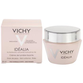 Vichy Idéalia cuidado iluminador e suavizante  para pele normal a mista 2