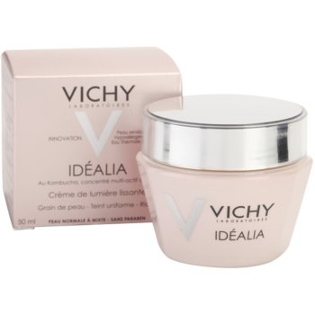 Vichy Idéalia cuidado iluminador e suavizante  para pele normal a mista 3