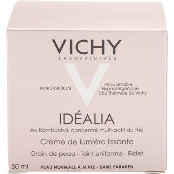 Vichy Idéalia cuidado iluminador e suavizante  para pele normal a mista 4