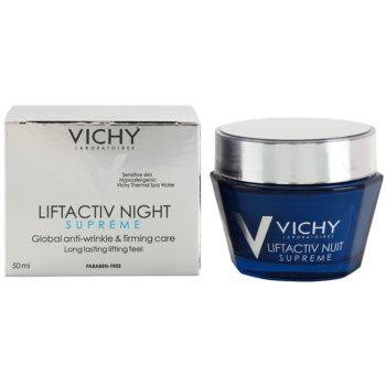 Vichy Liftactiv Supreme Festigende Nachtcreme gegen Falten mit Lifting-Effekt 2