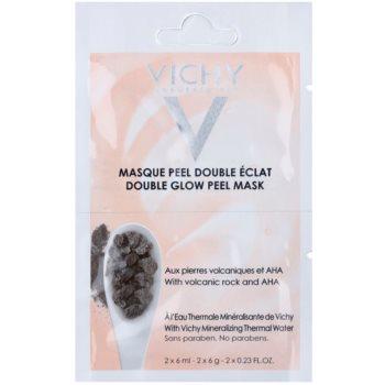 Vichy Mineral Masks Máscara facial iluminadora exfoliante