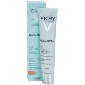 Vichy Normaderm BB Clear crema BB pentru ten gras si problematic 2