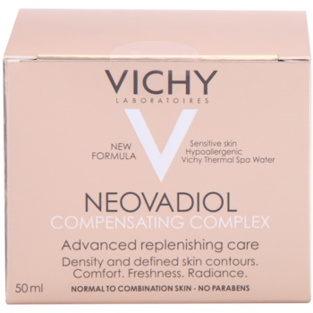 Vichy Neovadiol Compensating Complex Instant Effect Remodelling Gel Cream For Normal To Mixed Skin 3