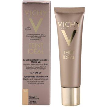 Vichy Teint Idéal posvetlitveni kremasti puder za popoln odtenek kože 2