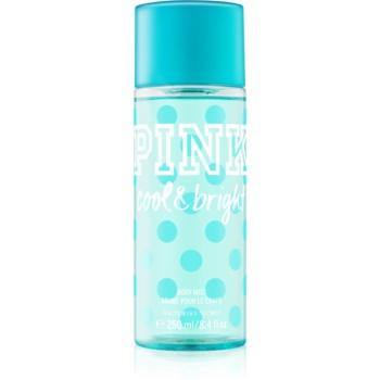 Victoria's Secret PINK Cool and Bright spray pentru corp pentru femei 250 ml