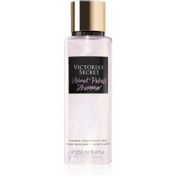 Victoria's Secret Velvet Petals Shimmer spray de corp parfumat pentru femei imagine