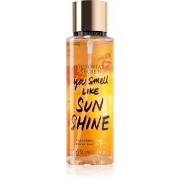 Victoria's Secret You Smell Like Sunshine spray de corp parfumat pentru femei