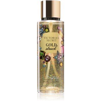 Victoria's Secret Winter Dazzle Gold Struck spray de corp parfumat pentru femei