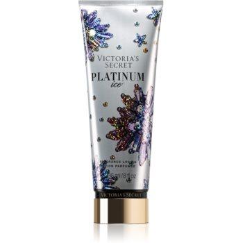 Victoria's Secret Winter Dazzle Platinum Ice lapte de corp pentru femei imagine