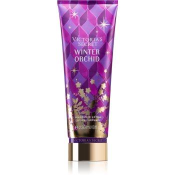 Victoria's Secret Scents of Holiday Winter Orchid lapte de corp pentru femei poza