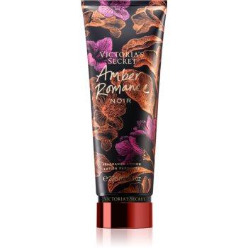 Victoria's Secret Amber Romance Noir lapte de corp pentru bărbați