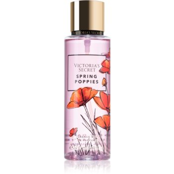 Victoria's Secret Wild Blooms Spring Poppies spray de corp parfumat pentru femei