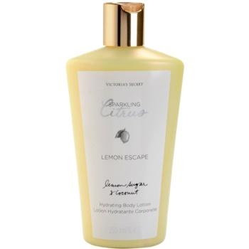 Victorias Secret Lemon Escape lapte de corp pentru femei