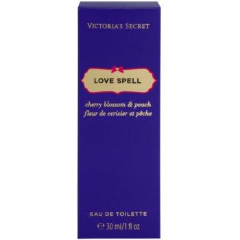 Victoria's Secret Love Spell Eau de Toilette für Damen 4