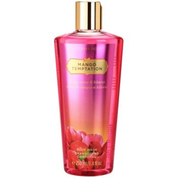 Victoria's Secret Mango Temptation Mango Nectar & Hibiscus sprchový gel pro ženy 250 ml