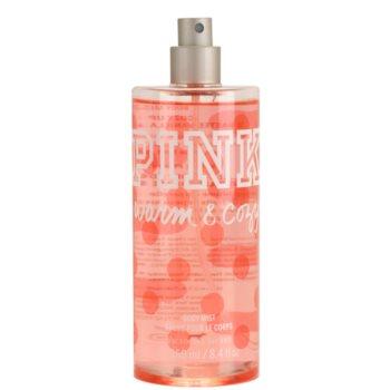 Victoria's Secret Pink Warm and Cozy spray pentru corp pentru femei 1