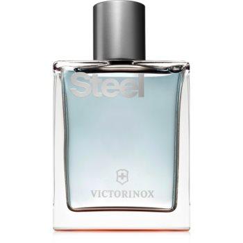 Victorinox Swiss Army Steel Eau de Toilette pentru bărbați