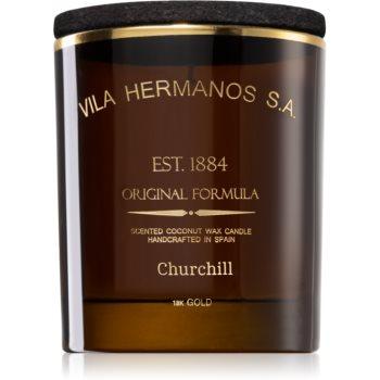 Vila Hermanos Churchill lumânare parfumată