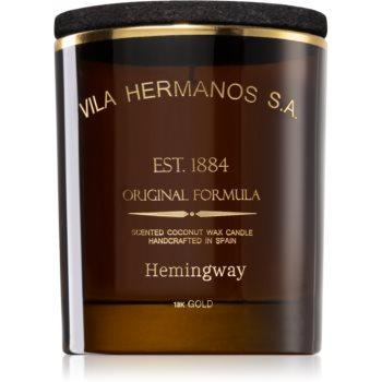 Vila Hermanos Hemingway lumânare parfumată