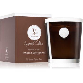 Vila Hermanos Cameo Vanilla & Brun Havane lumânare parfumată