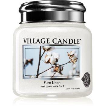Village Candle Pure Linen poza noua