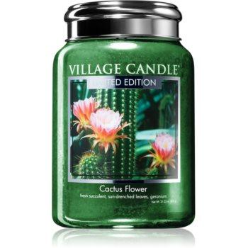 Village Candle Cactus Flower lumânare parfumată