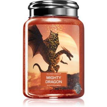 Village Candle Mighty Dragon lumânare parfumată