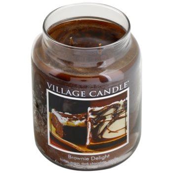 Village Candle Brownies Delight dišeča sveča   velika 1