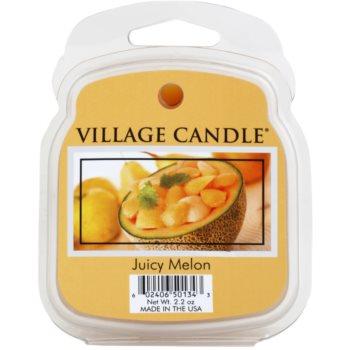 Village Candle Juicy Melon Wachs für Aromalampen