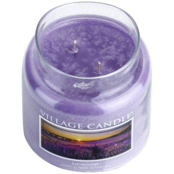 Village Candle Lavender ароматна свещ   среден 1