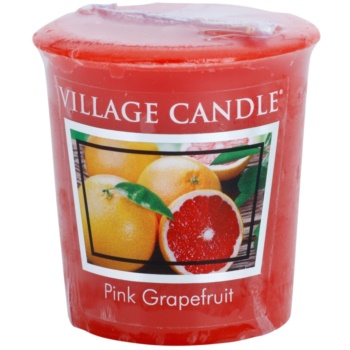 Village Candle Pink Grapefruit Votivkerze