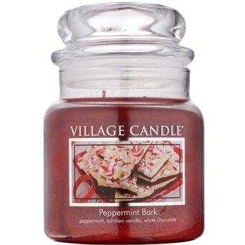 Village Candle Peppermint Bark ароматна свещ   среден