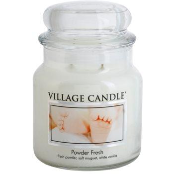Village Candle Powder fresh vela perfumado  intermédio