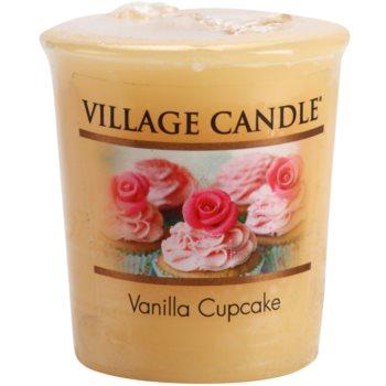 Village Candle Vanilla Cupcake вотивна свещ