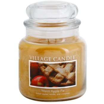 Village Candle Warm Apple Pie vela perfumado  intermédio